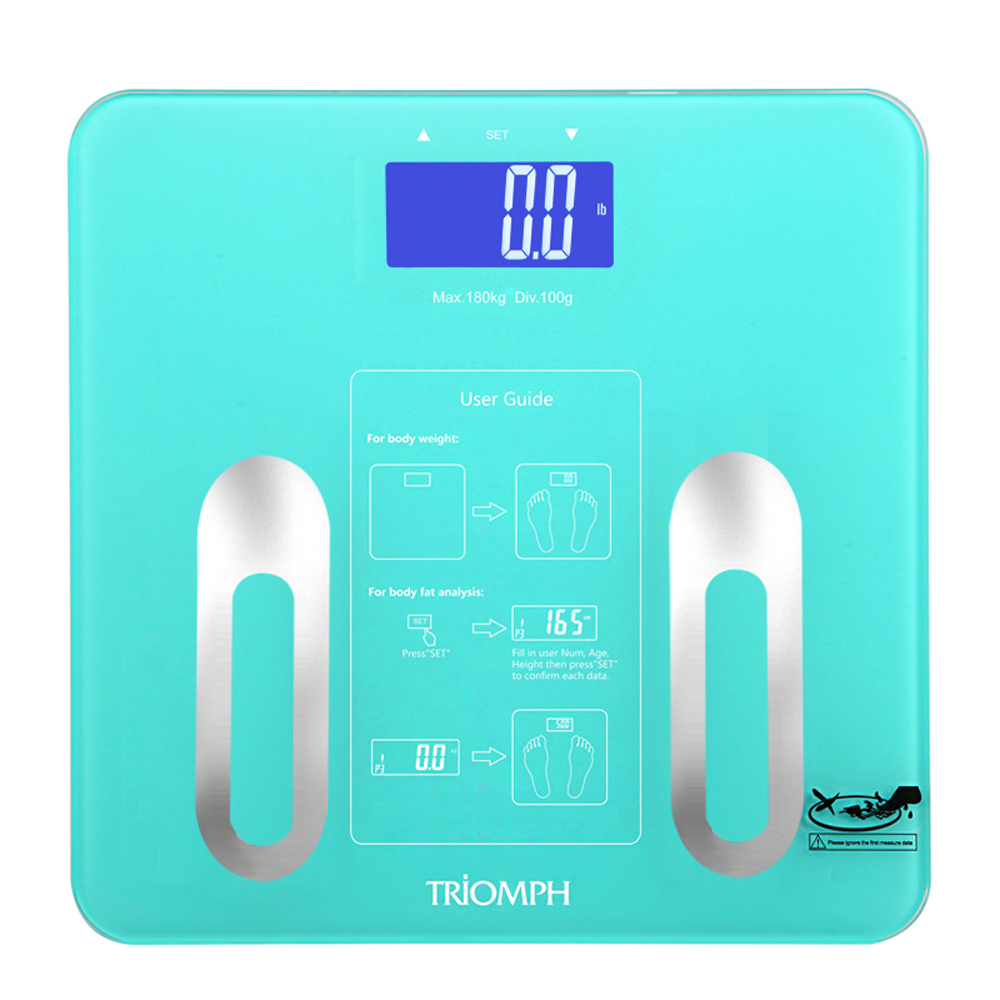 EMSC91 Triomph Digital Body Fat Scale