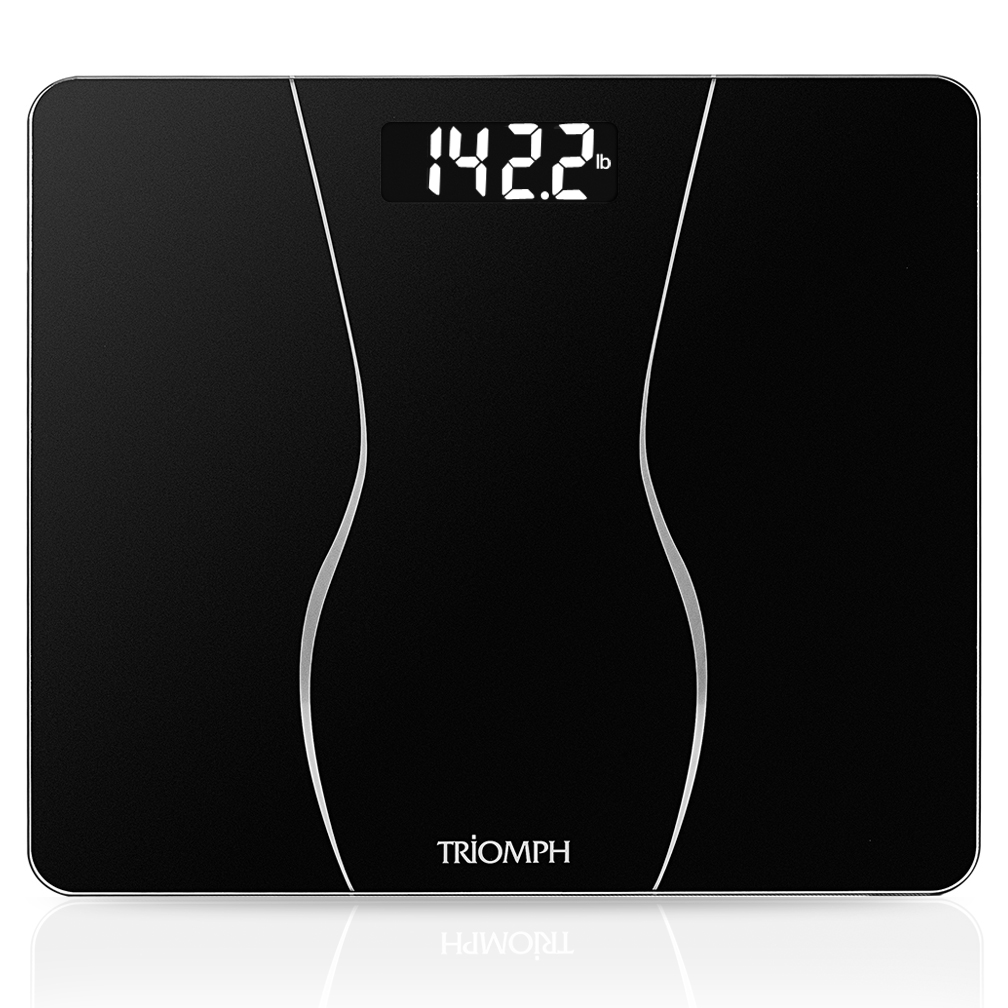 TRSC19  Triomph Body Weight Bathroom Scale