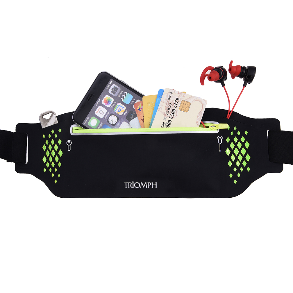 TAWB31 Black Triomph Running Waist Bag