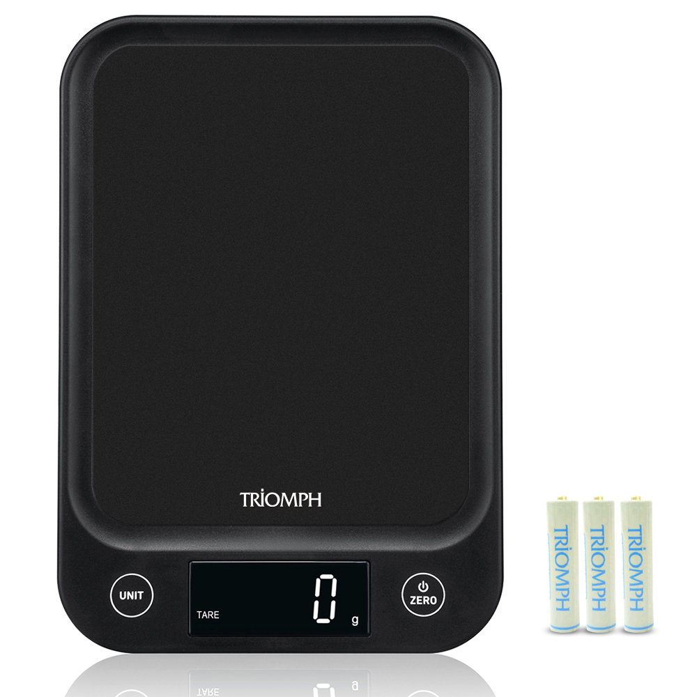 TRKS07   Triomph Digital Kitchen Food Scale