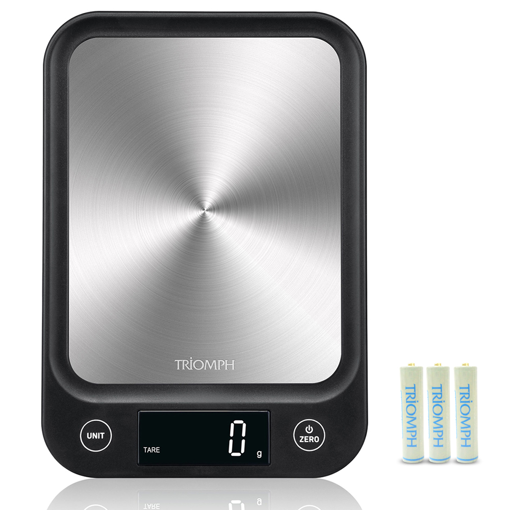 TRKS08   Triomph Digital Kitchen Food Scale