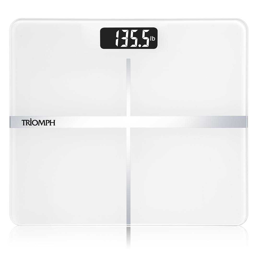 TRSC17  Triomph Body Weight Bathroom Scale