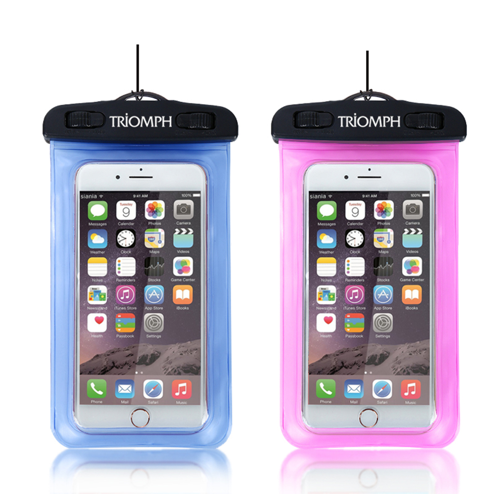 TRDB25 Triomph Waterproof Phone Pouch