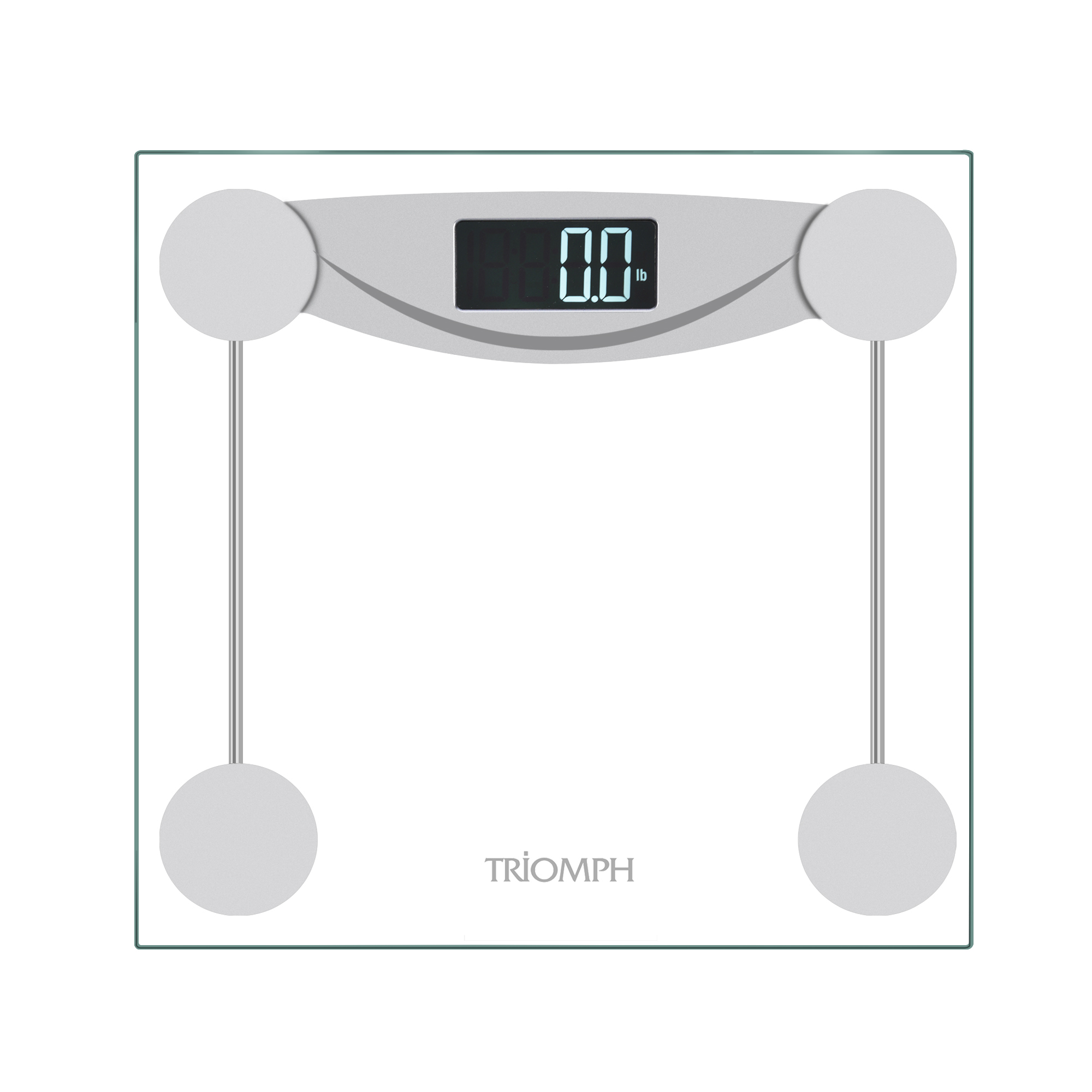 Triomph Body Weight Bathroom Scale
